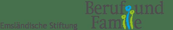 Emsländische Familienstiftung für Beruf und Familie Logo